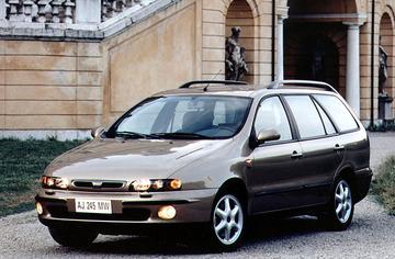Fiat Marea Weekend 1.9 Tds 100 ELX (1996)