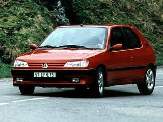 Peugeot 306 XSi (1995)