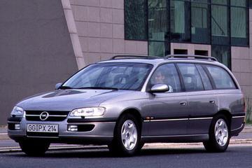 Opel Omega Stationwagon 2.0i-16V GL (1996)