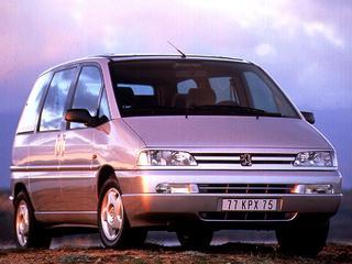 Peugeot 806 ST 2.0 (1996)