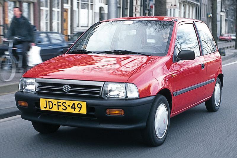 Suzuki Alto 1.0 GA (1998)