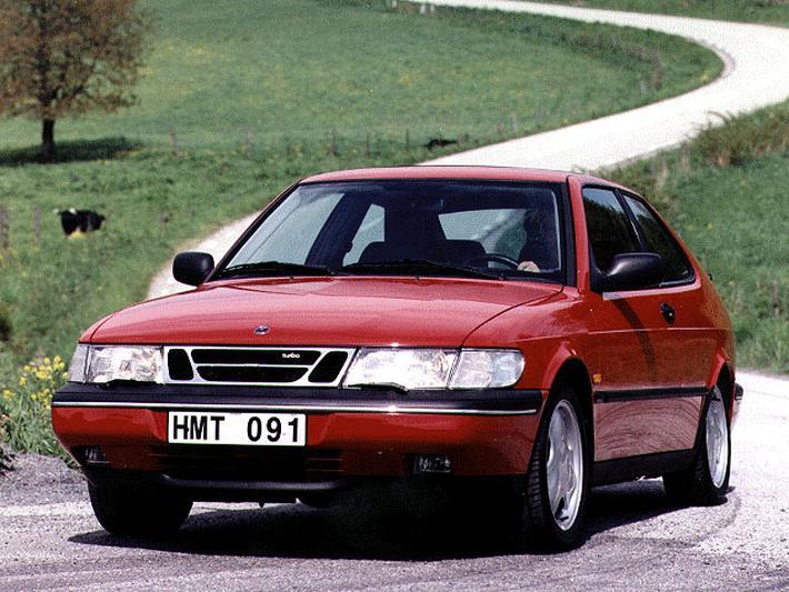 Saab 900 SE 2.5i V6 Coupé (1996)
