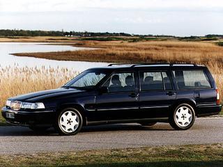 Volvo 960 Estate 2.5i 24 Valve (1995)