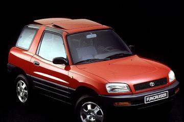 Toyota Funcruiser 2.0i SR (1997)