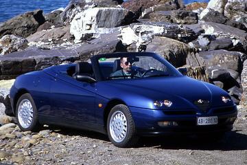 Alfa Romeo Spider 3.0 V6 (1995)