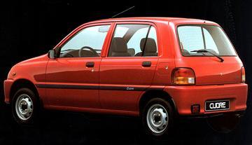 Daihatsu Cuore 5-deurs hatchback 1995-1998 (1995)