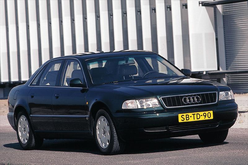Audi A8 4.2 Quattro (1995)