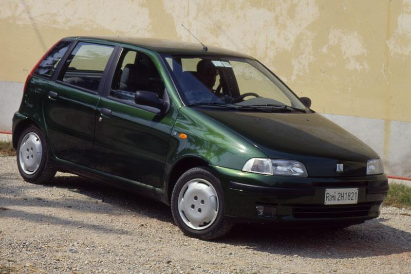 Fiat Punto 75 SX (1995)