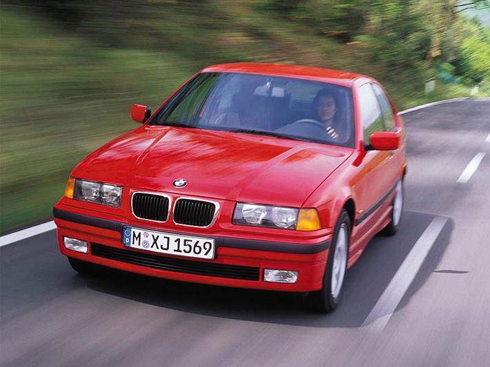 BMW 318tds Compact (2000)