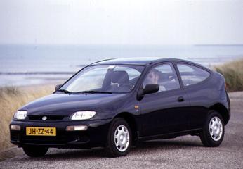 Mazda 323 1.3i LX (1997)