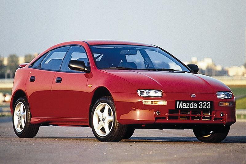 Mazda 323 F 1.5i GLX (1995)