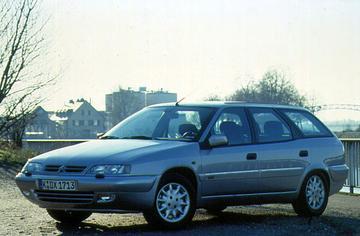 Citroën Xantia Break 1.9 TD (1998)