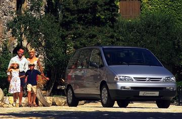 Citroën Evasion 2.0 HDI 16V Ligne Prestige (2000)