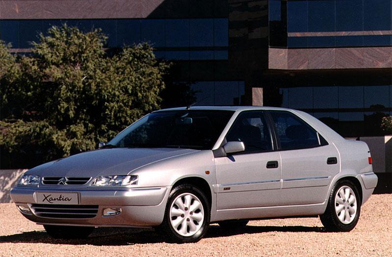 Citroën Xantia 2.0 HDI 110pk Exclusive (1999)