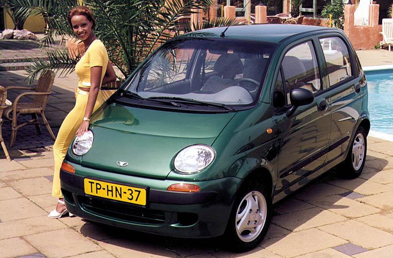 Daewoo Matiz SE (2000)