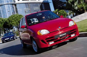 Fiat Seicento 1100 i.e. Sporting (2000)