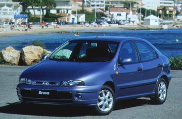 Fiat Brava 1.6 16V ELX (1998)