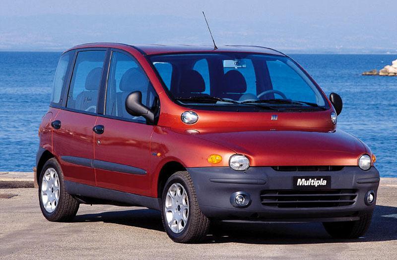 Fiat Multipla 1.6 16v ELX (1999)