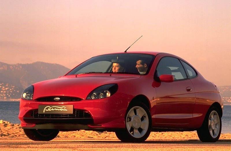 Ford Puma 1.7i 16V Century (2000)