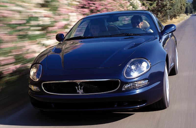 Maserati 3200 GT (1999)