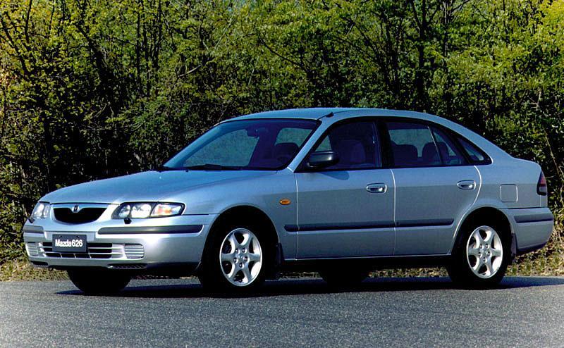 Mazda 626 1.8i LX (1999)