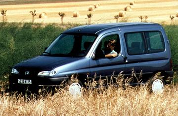 Peugeot Partner Combi 1.9 D (2000)