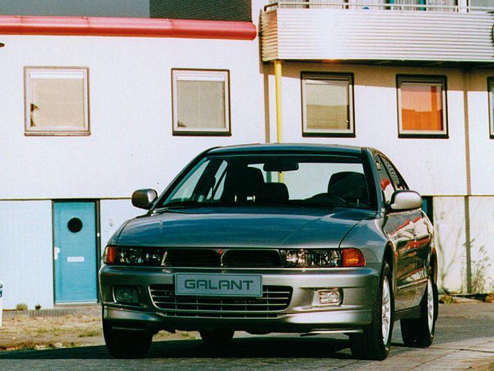 Mitsubishi Galant 2.0 GLXi (2000)