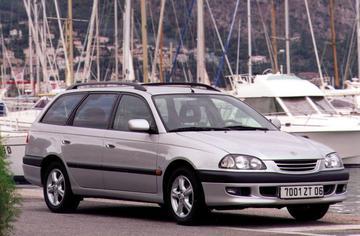 Toyota Avensis Wagon 1.6 Linea Terra (2000)