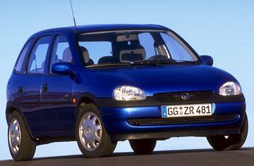 Opel Corsa 1.2i-16V CDX (2000)
