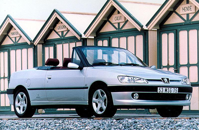 Peugeot 306 Cabriolet 1.8 (1999)