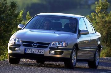 Opel Omega 3.0i-V6 MV6 (1999)