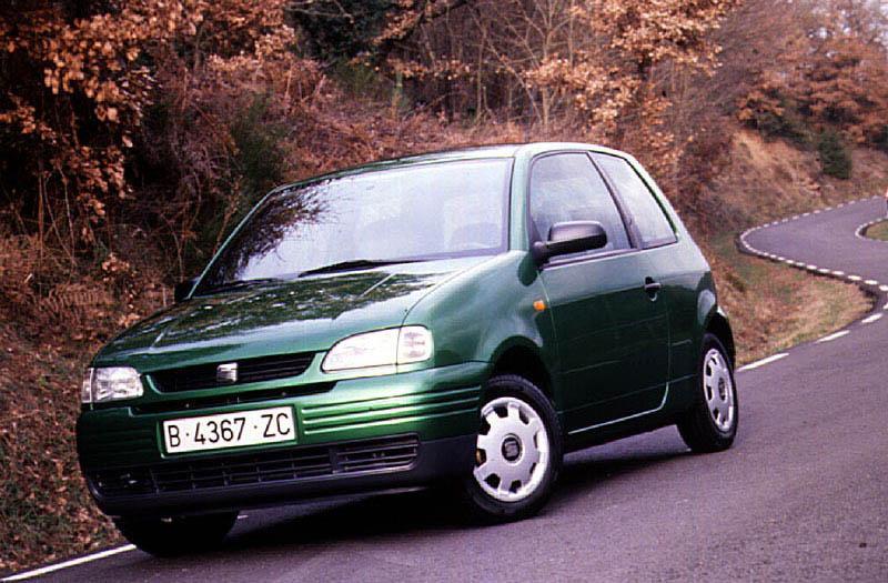 Seat Arosa 1.0 (1998)