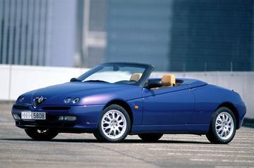 Alfa Romeo Spider 2.0 T.Spark 16V L (1999)