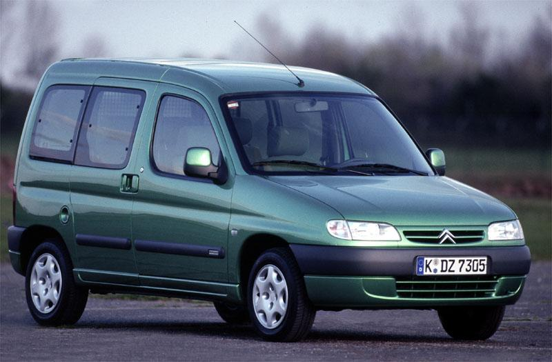 Citroen Berlingo 1.8i Multispace (2000)