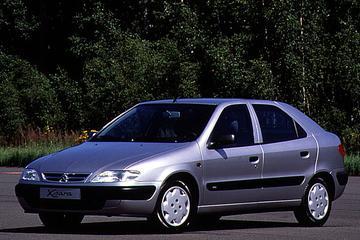 Citroën Xsara 1.4i (1998)