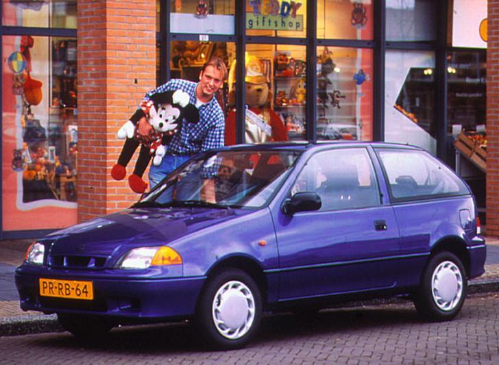 Suzuki Swift 1.3 GLS (1999)