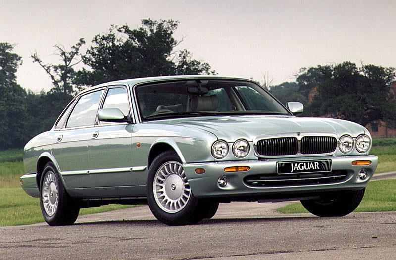 Jaguar Sovereign 3.2 (2000)