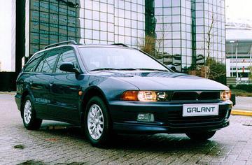 Mitsubishi Galant Station Wagon 2.0 GLXi (1997)
