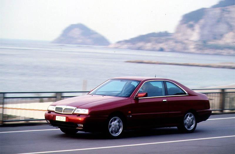 Merkwaardig model, die Kappa coupé