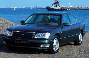 Lexus LS 400 (2000)