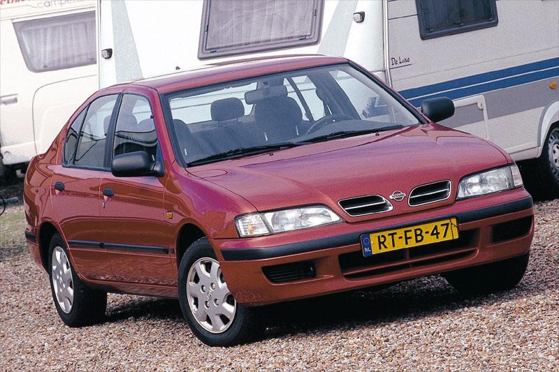 Nissan Primera 2.0 TD GX (1998)