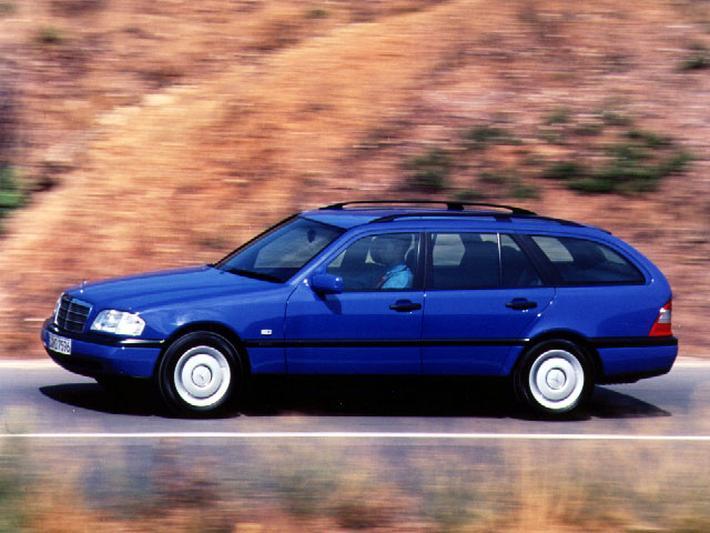 Mercedes-Benz C 180 Elegance Combi (1997)