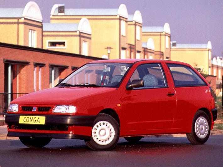 Seat Ibiza 1.6i S (1996)