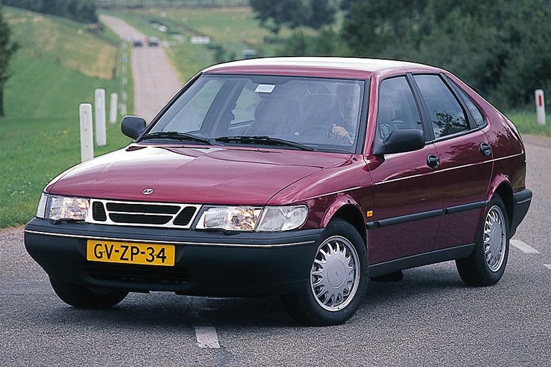 Saab 900 2.0i (1996)