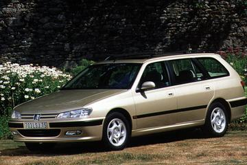 Peugeot 406 Break SL 1.8-16V (1997)
