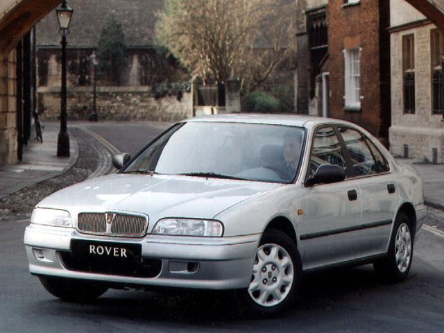Rover 600-serie