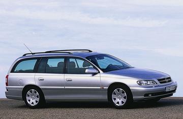 Opel Omega Stationwagon 2.5 DTi Executive (2002)