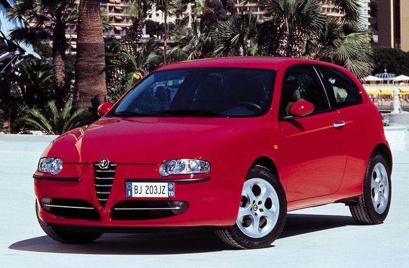 Alfa Romeo 147 1.6 T.Spark 16V Veloce Progression (2002)