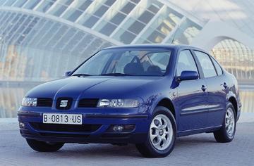 Seat Toledo 1.6 Sport (1999)