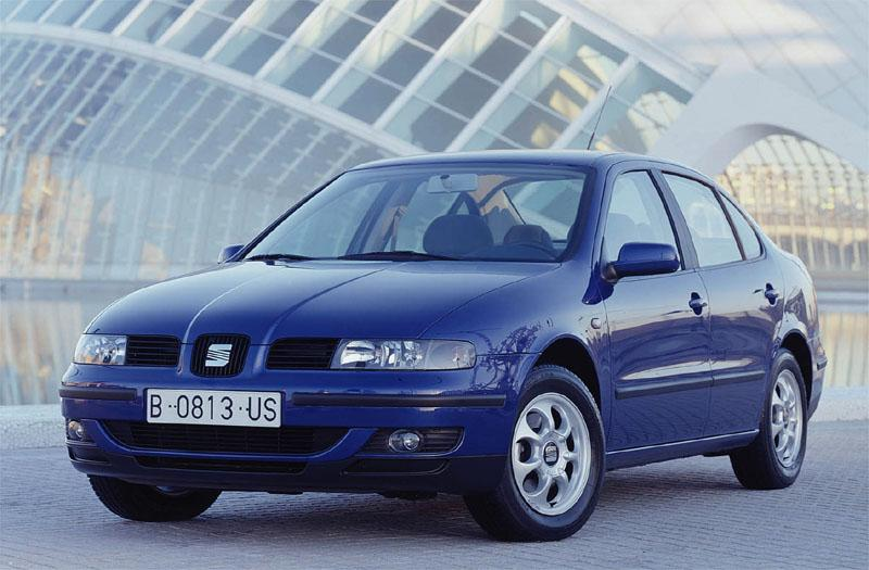 Seat Toledo 1.9 TDi 110pk Signo (2001)